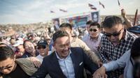 Presiden baru Mongolia Khaltmaa Battulga (Foto:AFP)