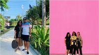 Anggraini Kadiman dan keluarga. (Instagram/anggikdmn)