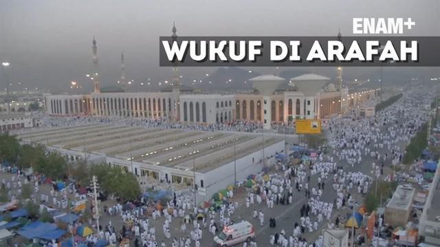 Sebanyak 1,3 juta jemaah dari berbagai penjuru dunia telah berada Mekah, Arab Saudi, untuk menjalankan ibadah haji yang puncaknya berlangsung pada Ahad, 11 September 2016, untuk wukuf di Arafah.