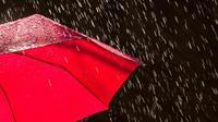 Ilustrasi hujan