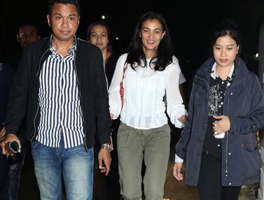 Atiqah Hasiholan Diperiksa Sebagai Saksi Terkait Hoax Ratna Sarumpaet