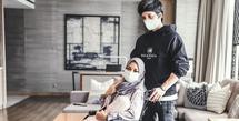 Aurel Hermansyah Keguguran. (Instagram.com/attahalilintar)