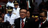 Menteri Dalam Negeri (Mendagri) Tjahjo Kumolo (Liputan6.com/Dian Kurniawan)