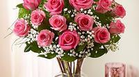 Mawar pink. Foto: Rose for Love
