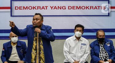 Partai Demokrat Versi KLB Laporkan AHY ke Polisi
