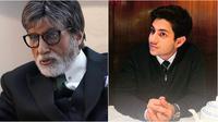 Agastya Nanda Cucu Amitabh Bachchan (Sumber: Instagram/shwetabachchan/amitabhbachchan)