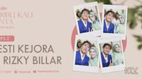 Lesti Kejora dan Rizky Billar tampil di Seribu Kali Cinta The Series Episode 2