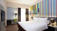 Setiap hotel ibis Styles memiliki karakteristik dan desain yang unik, termasuk ibis Styles Jakarta Mangga Dua Square.