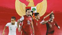 Timnas Indonesia - Playmaker Flamboyan Timnas Indonesia (Bola.com/Adreanus Titus)