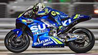 Suzuki GSX RR 2018. (MotoGP.com)