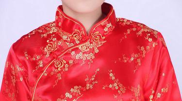 Padu Padan Warna Merah Untuk Imlek Fashion Beauty Liputan6 Com