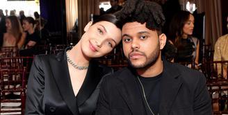 Bella Hadid dan The Weeknd benar-benar menghabiskan quality time bersama lebih sering beberapa waktu terakhir. (Getty Images/People)
