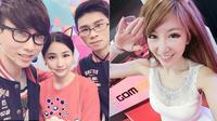 Di Cina, bekerja sebagai presenter game online mendapatkan gaji sebesar Rp 33 miliar.