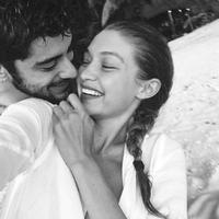 Gigi Hadid dan Zayn Malik memberikan hubungan mereka kesempatan kedua dan kini telah embali bersama. (instagram/gigihadid)
