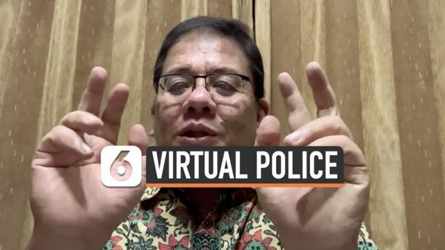 Kriminolog dari Universitas Indonesia Adrianus Meliala berpendat terkait konsep virtual police. Ia menilai konsep tersebut bisa berpotensi menciptakan ketidakadilan baru dalam masyarakat.