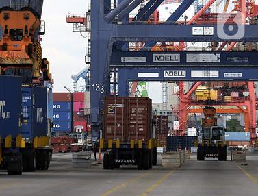 FOTO: Neraca Dagang RI Mei 2021 Surplus USD 2,36 Miliar