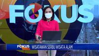 Perbarui informasi Anda bersama Fokus edisi (19/9) ini dengan beberapa berita pilihan sebagai berikut, Penerapan Ganjil Genap di Kawasan Lembang, Wisata di Pantai Pangandaran, Pembagian Bansos Batal, Warga Kecewa.