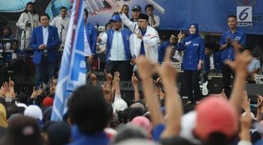 Rhoma Irama Meriahkan Kampanye Akbar PAN