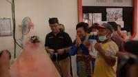 Penyakuran BST di Kabupaten Klungkung