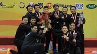PBSI memiliki dua event yang jadi prioritas setelah berprestasi apik di Kejuaraan Bulutangkis Asia Beregu 2018. (PBSI)