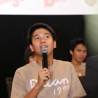 Rilis trailer film Dilan 1991 (Adrian Putra/Fimela.com)