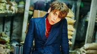 Jonghyun SHINee memutuskan bunuh diri setelah ia mengalami depresi. Sebelum ia meninggal, ia sempat menyelesaikan album terbarunya. (Foto: soompi.com)