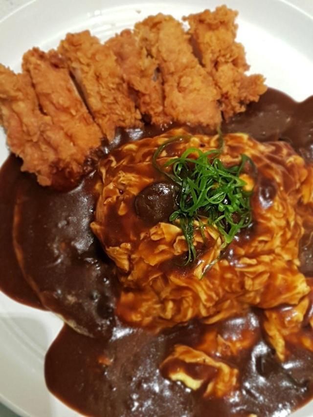 Makanan di Devon Cafe yang ada di Jakarta/copyright vemale.com/Amelia Ayu Kinanti