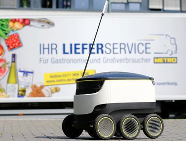 20160607-Ini Dia Robot Pengganti Tukang Pos-Jerman
