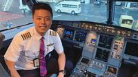 Profil Kapten Vincent Raditya (Sumber: Instagram/vincentraditya)