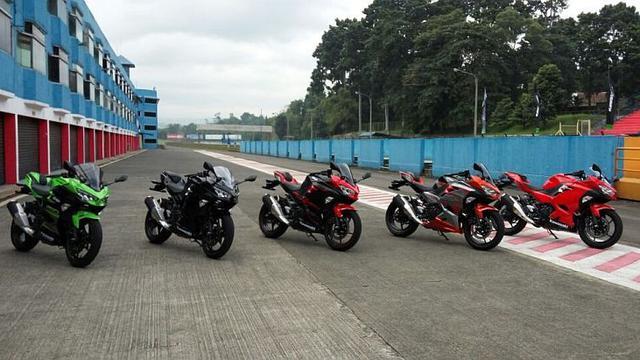 Kelebihan Dan Kekurangan All New Kawasaki Ninja 250 Otomotif