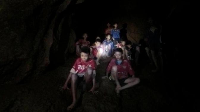 Menjadi tempat 12 remaja dan pelatih sepak bola terperangkap selama beberapa minggu, gua di Thailand utara akan dijadikan tempat wisata. (Foto: Forbes.com)