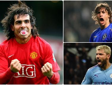 5 Pemain Argentina yang Sukses di Premier League