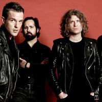 The Killers, band rock asal Amerika Serikat. (readdork.com)
