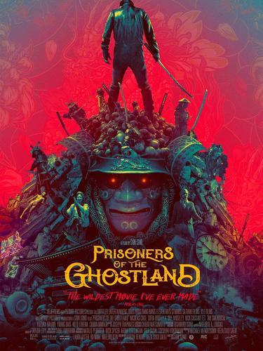 Prisoners of the Ghostland.