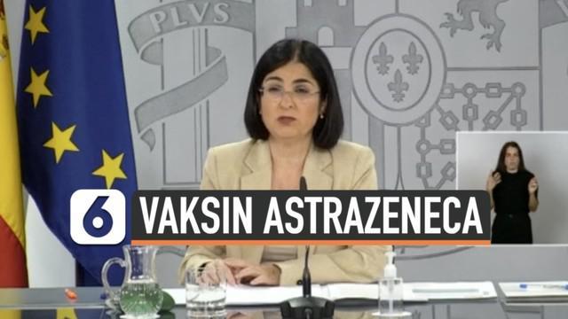 Spanyol dan Portugal ikuti langkah sejumlah negara di Eropa yang menghentikan sementara penggunaan vaksin AstraZeneca terkait isu pembekuan darah. Berapa banyak sebetulnya laporan pembekuan darah yang dialami penerima vaksin?