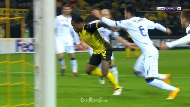 Borussia Dortmund meraih kemenangan dramatis 3-2 atas Atalanta di babak 32 besar Liga Europa. Unggul lewat Andre Schurrle di babak...