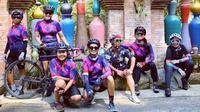 Woman Cycling Community (WCC) siap bersepeda jarak jauh Jakarta-Denpasar 1000 KM untuk mengampanyekan Bali Pulih.