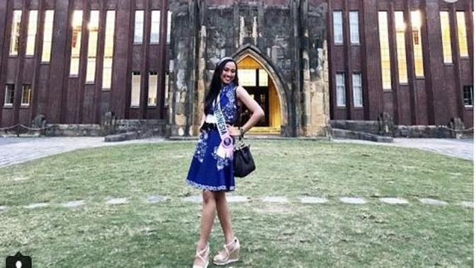 Kegiatan Vania Fitriyanti Herlambang sebelum final Miss International 2018. (dok. Instagram @vaniafherlambang/https://www.instagram.com/p/BpvZq5qnwIu//Henry)#source%3Dgooglier%2Ecom#https%3A%2F%2Fgooglier%2Ecom%2Fpage%2F%2F10000