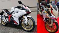 Honda CBR250RR. (Greatbiker)