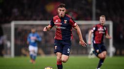 2. Krzysztof Piatek (Genoa) - 13 gol (AFP/Marco Bertorello)