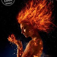 Sophie Turner di X-Men: Dark Phoenix. (Entertainment Weekly)