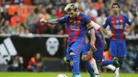 Lionel Messi (Reuters/Heino Kalis)