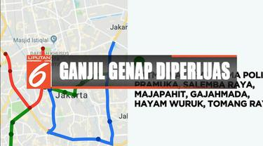 Beberapa area yang disebut-sebut mengalami perluasan sistem ini adalah RS Fatmawati, Panglima Polim, Pramuka, Salemba Raya, Majapahit, Gajah Mada, Hayam Wuruk, hingga Tomang Raya.