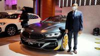 Hadir di IIMS Hybrid 2021, BMW Bawa 2 Mobil Baru Istimewa (Ist)