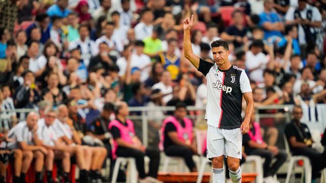 Cristiano Ronaldo - Juventus - ICC 2019