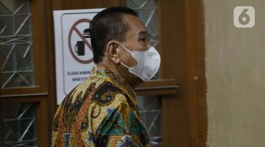 Suap Pengurusan Fatwa MA dan Red Notice, Djoko S Tjandra Divonis 4 Tahun 6 Bulan Penjara