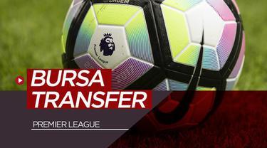 Berita video bursa transfer pemain terkini Premier League untuk musim 2019-2020.