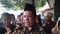 Fahri Hamzah (Muhammad Genantan Saputra/Merdeka.com)