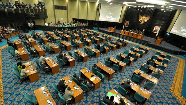 DPRD DKI Gelar Paripurna Hak Angket Untuk Ahok