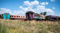 Kereta Tabrak Truk & Bus di Afrika Selatan, 14 Orang Tewas (AFP)